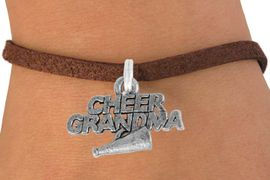 <bR>               EXCLUSIVELY OURS!!<BR>  CLICK HERE TO SEE 600+ EXCITING<BR>   CHANGES THAT YOU CAN MAKE!<BR>               LEAD & NICKEL FREE!!<BR>        W905SB - CHEER GRANDMA & <Br>   BRACELET FROM  $5.15 TO $9.00
