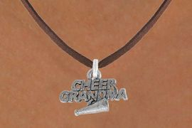 <bR>             EXCLUSIVELY OURS!!<BR>CLICK HERE TO SEE 600+ EXCITING<BR> CHANGES THAT YOU CAN MAKE!<BR>            LEAD & NICKEL FREE!!<BR> W905SN - CHEER GRANDMA &<Br> NECKLACE  FROM $5.55 TO $9.00
