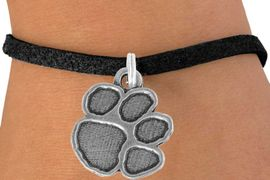 "<bR>               EXCLUSIVELY OURS!!<BR>  CLICK HERE TO SEE 600+ EXCITING<BR>   CHANGES THAT YOU CAN MAKE!<BR>               LEAD & NICKEL FREE!!<BR>        W914SB - ""PAW PRINT"" CHARM & <Br>   BRACELET FROM  $5.15 TO $9.00"