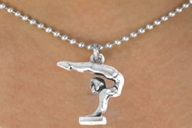<bR>               EXCLUSIVELY OURS!!<BR>CLICK HERE TO SEE 65+ EXCITING<BR>  CHANGES THAT YOU CAN MAKE!<BR>              LEAD & NICKEL FREE!!<BR>        W202SN - GYMNASTICS &<Br>       NECKLACE AS LOW AS $3.65