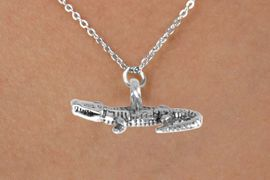 <bR>                EXCLUSIVELY OURS!!<BR>  CLICK HERE TO SEE 65+ EXCITING<BR>    CHANGES THAT YOU CAN MAKE!<BR>               LEAD & NICKEL FREE!!<BR>W210SN - ALLIGATOR  & NECKLACE<bR>                    AS LOW AS $4.50