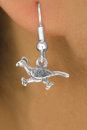 <bR>                EXCLUSIVELY OURS!!<BR>  CLICK HERE TO SEE 65+ EXCITING<BR>    CHANGES THAT YOU CAN MAKE!<BR>               LEAD & NICKEL FREE!!<BR>W213SE - ROADRUNNER & EARRING<bR>                    FROM $4.50 TO $8.35