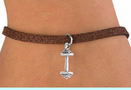 <bR>              EXCLUSIVELY OURS!!<BR>CLICK HERE TO SEE 65+ EXCITING<BR> CHANGES THAT YOU CAN MAKE!<BR>            LEAD & NICKEL FREE!!<BR>W221SB - BARBELL & BRACELET<Br>                 AS LOW AS $4.50