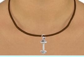 <bR>              EXCLUSIVELY OURS!!<BR>CLICK HERE TO SEE 65+ EXCITING<BR> CHANGES THAT YOU CAN MAKE!<BR>             LEAD & NICKEL FREE!!<BR>W221SN - BARBELL & NECKLACE<br>                  AS LOW AS $4.50