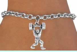 <bR>              EXCLUSIVELY OURS!!<BR>CLICK HERE TO SEE 65+ EXCITING<BR>  CHANGES THAT YOU CAN MAKE!<BR>             LEAD & NICKEL FREE!!<BR>     W222SB - WEIGHT-LIFTER &<Br>       BRACELET AS LOW AS $4.50