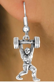 <bR>              EXCLUSIVELY OURS!!<BR>CLICK HERE TO SEE 65+ EXCITING<BR> CHANGES THAT YOU CAN MAKE!<BR>             LEAD & NICKEL FREE!!<BR>     W222SE - WEIGHT-LIFTER &<Br>        EARRING FROM $4.50 TO $8.35