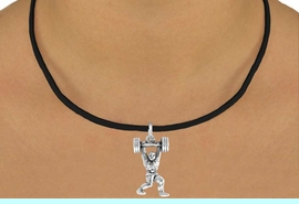 <bR>               EXCLUSIVELY OURS!!<BR>CLICK HERE TO SEE 65+ EXCITING<BR> CHANGES THAT YOU CAN MAKE!<BR>              LEAD & NICKEL FREE!!<BR>     W222SN - WEIGHT-LIFTER &<br>       NECKLACE AS LOW AS $4.50