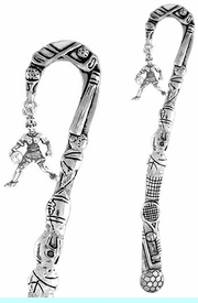 <bR>              EXCLUSIVELY OURS!!<BR> CLICK HERE TO SEE 65+ EXCITING<BR>  CHANGES THAT YOU CAN MAKE!<BR>             LEAD & NICKEL FREE!!<BR>W227SBM - FEMALE BASKETBALL<Br>     PLAYER & BOOKMARK FROM<Br>                     $3.31 TO $6.25