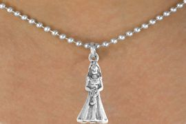 <bR>              EXCLUSIVELY OURS!!<BR>CLICK HERE TO SEE 65+ EXCITING<BR> CHANGES THAT YOU CAN MAKE!<BR>             LEAD & NICKEL FREE!!<BR>   W229SN - BRIDE & NECKLACE<br>                  FROM $4.50 TO $8.35