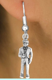 <bR>              EXCLUSIVELY OURS!!<BR>CLICK HERE TO SEE 65+ EXCITING<BR> CHANGES THAT YOU CAN MAKE!<BR>             LEAD & NICKEL FREE!!<BR>    W230SE - GROOM & EARRING<Br>               FROM $4.50 TO $8.35
