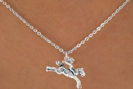 <bR>               EXCLUSIVELY OURS!!<BR>CLICK HERE TO SEE 65+ EXCITING<BR>  CHANGES THAT YOU CAN MAKE!<BR>             LEAD & NICKEL FREE!!<BR>    W235SN - BRONCO BUSTER &<br>      NECKLACE AS LOW AS $4.50