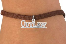 """<bR>                EXCLUSIVELY OURS!!<BR>  CLICK HERE TO SEE 65+ EXCITING<BR>    CHANGES THAT YOU CAN MAKE!<BR>               LEAD & NICKEL FREE!!<BR>W237SB - """"OUTLAW""""  & BRACELET<bR>                    AS LOW AS $4.50"""