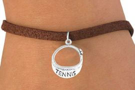 """<bR>             EXCLUSIVELY OURS!!<BR>CLICK HERE TO SEE 65+ EXCITING<BR> CHANGES THAT YOU CAN MAKE!<BR>            LEAD & NICKEL FREE!!<BR>       W239SB - """"TENNIS"""" VISOR<Br>     & BRACELET AS LOW AS $4.50"""