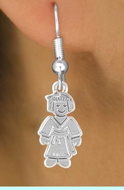 <bR>             EXCLUSIVELY OURS!!<BR>CLICK HERE TO SEE 65+ EXCITING<BR> CHANGES THAT YOU CAN MAKE!<BR>            LEAD & NICKEL FREE!!<BR>        W252SE - KARATE GIRL &<Br>      EARRINGS FROM $4.50 TO $8.35