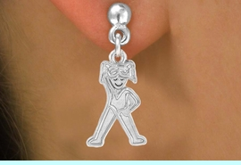 <bR>              EXCLUSIVELY OURS!!<BR>CLICK HERE TO SEE 65+ EXCITING<BR> CHANGES THAT YOU CAN MAKE!<BR>             LEAD & NICKEL FREE!!<BR>     W253SE - GYMNASTICS GIRL<Br>    & EARRINGS FROM $4.50 TO $8.35