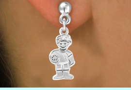 <bR>             EXCLUSIVELY OURS!!<BR>CLICK HERE TO SEE 65+ EXCITING<BR> CHANGES THAT YOU CAN MAKE!<BR>            LEAD & NICKEL FREE!!<BR>        W254SE - SOCCER BOY &<Br>     EARRINGS FROM $4.50 TO $8.35