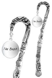 "<bR>              EXCLUSIVELY OURS!!<BR>CLICK HERE TO SEE 65+ EXCITING<BR>  CHANGES THAT YOU CAN MAKE!<BR>             LEAD & NICKEL FREE!!<BR> W300SBM -  ""THE BEST"" DISC &<Br>BOOKMARK FROM $3.31 TO $6.25"