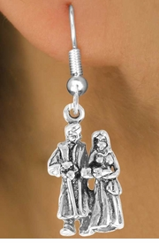 """<bR>              EXCLUSIVELY OURS!!<BR>CLICK HERE TO SEE 65+ EXCITING<BR>  CHANGES THAT YOU CAN MAKE!<BR>             LEAD & NICKEL FREE!!<BR> W361SE - """"BABY'S BAPTISM"""" &<Br>    EARRING FROM $4.50 TO $8.35"""