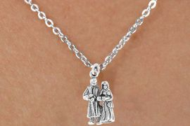 """<bR>              EXCLUSIVELY OURS!!<BR>CLICK HERE TO SEE 65+ EXCITING<BR> CHANGES THAT YOU CAN MAKE!<BR>             LEAD & NICKEL FREE!!<BR> W361SN - """"BABY'S BAPTISM"""" & <br> & NECKLACE FROM $4.50 TO $8.35"""