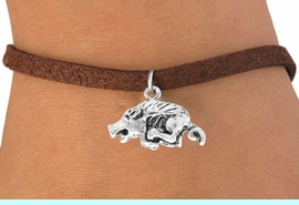 <bR>               EXCLUSIVELY OURS!!<BR>  CLICK HERE TO SEE 65+ EXCITING<BR>   CHANGES THAT YOU CAN MAKE!<BR>              LEAD & NICKEL FREE!!<BR>   W364SB - RAZORBACK OR WILD<Br>BOAR & BRACELETAS LOW AS $4.50