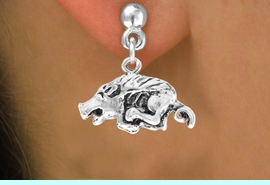 <bR>               EXCLUSIVELY OURS!!<BR> CLICK HERE TO SEE 65+ EXCITING<BR>   CHANGES THAT YOU CAN MAKE!<BR>              LEAD & NICKEL FREE!!<BR>   W364SE - RAZORBACK OR WILD<Br>BOAR & EARRING FROM $4.50 TO $8.35