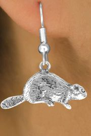 <bR>             EXCLUSIVELY OURS!!<BR>CLICK HERE TO SEE 65+ EXCITING<BR> CHANGES THAT YOU CAN MAKE!<BR>            LEAD & NICKEL FREE!!<BR>   W368SE - BEAVER & EARRING<BR>                 FROM $4.50 TO $8.35
