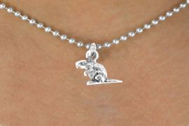 <bR>             EXCLUSIVELY OURS!!<BR>CLICK HERE TO SEE 65+ EXCITING<BR> CHANGES THAT YOU CAN MAKE!<BR>            LEAD & NICKEL FREE!!<BR> W370SN - BEAVER & NECKLACE<bR>                  AS LOW AS $4.50