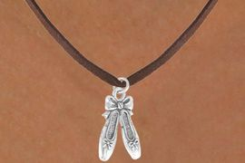 <bR>             EXCLUSIVELY OURS!!<BR>CLICK HERE TO SEE 65+ EXCITING<BR> CHANGES THAT YOU CAN MAKE!<BR>            LEAD & NICKEL FREE!!<BR>   W376SN - BALLET SLIPPERS &<Br>      NECKLACE AS LOW AS $4.50