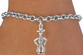 "<bR>              EXCLUSIVELY OURS!!<BR> CLICK HERE TO SEE 65+ EXCITING<BR>  CHANGES THAT YOU CAN MAKE!<BR>             LEAD & NICKEL FREE!!<BR>W397SB - COWBOY"" & BRACELET<Br>                  AS LOW AS $4.50"