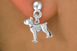 <bR>             EXCLUSIVELY OURS!!<BR>CLICK HERE TO SEE 65+ EXCITING<BR> CHANGES THAT YOU CAN MAKE!<BR>            LEAD & NICKEL FREE!!<BR>     W401SE -BOXER & EARRING<Br>                 FROM $4.50 TO $8.35