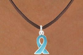 <bR>              EXCLUSIVELY OURS!!<BR>CLICK HERE TO SEE 65+ EXCITING<BR>  CHANGES THAT YOU CAN MAKE!<BR>             LEAD & NICKEL FREE!!<BR>    W406SN - TEAL AWARENESS<Br>             RIBBON & NECKLACE<Br>                  AS LOW AS $4.50
