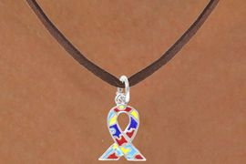 <bR>             EXCLUSIVELY OURS!!<BR>CLICK HERE TO SEE 65+ EXCITING<BR> CHANGES THAT YOU CAN MAKE!<BR>            LEAD & NICKEL FREE!!<BR>  W407SN - AUTISM AWARENESS<BR>      RIBBON & NECKLACE &#169;2010<Br>             FROM $4.50 TO $8.35