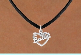 """<bR>              EXCLUSIVELY OURS!!<BR>CLICK HERE TO SEE 65+ EXCITING<BR>  CHANGES THAT YOU CAN MAKE!<BR>             LEAD & NICKEL FREE!!<BR>     W412SN - """"I LOVE BALLET"""" &<Br>       NECKLACE AS LOW AS $4.50"""