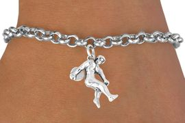<bR>             EXCLUSIVELY OURS!!<BR>CLICK HERE TO SEE 65+ EXCITING<BR> CHANGES THAT YOU CAN MAKE!<BR>            LEAD & NICKEL FREE!!<BR>  W414SB - DISCUS THROWER &<BR>      BRACELET AS LOW AS $4.50