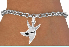 "<bR>              EXCLUSIVELY OURS!!<BR>CLICK HERE TO SEE 65+ EXCITING<BR> CHANGES THAT YOU CAN MAKE!<BR>             LEAD & NICKEL FREE!!<BR> W420SB - ""WINNER"" STAR MAN<BR>    & BRACELET AS LOW AS $4.50"