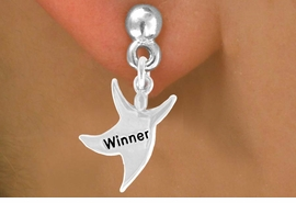 "<bR>              EXCLUSIVELY OURS!!<BR>CLICK HERE TO SEE 65+ EXCITING<BR> CHANGES THAT YOU CAN MAKE!<BR>             LEAD & NICKEL FREE!!<BR> W420SE - ""WINNER"" STAR MAN<Br>     & EARRING FROM $4.50 TO $8.35"