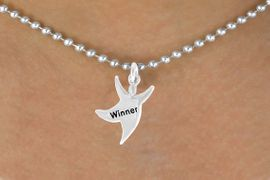 "<bR>              EXCLUSIVELY OURS!!<BR>CLICK HERE TO SEE 65+ EXCITING<BR> CHANGES THAT YOU CAN MAKE!<BR>             LEAD & NICKEL FREE!!<BR> W420SN - ""WINNER"" STAR MAN<Br>    & NECKLACE AS LOW AS $4.50"