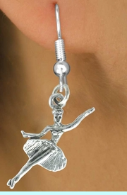 <bR>             EXCLUSIVELY OURS!!<BR>CLICK HERE TO SEE 65+ EXCITING<BR> CHANGES THAT YOU CAN MAKE!<BR>            LEAD & NICKEL FREE!!<BR>W430SE - BALLERINA & EARRING<Br>                 FROM $4.50 TO $8.35