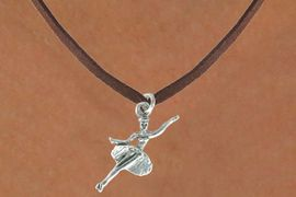 <bR>               EXCLUSIVELY OURS!!<BR>  CLICK HERE TO SEE 65+ EXCITING<BR>   CHANGES THAT YOU CAN MAKE!<BR>              LEAD & NICKEL FREE!!<BR>W430SN - BALLERINA & NECKLACE<Br>                    AS LOW AS $4.50