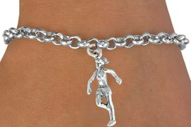 <bR>             EXCLUSIVELY OURS!!<BR>CLICK HERE TO SEE 65+ EXCITING<BR> CHANGES THAT YOU CAN MAKE!<BR>            LEAD & NICKEL FREE!!<BR>     W431SB - FEMALE JOGGER &<BR>      BRACELET AS LOW AS $4.50