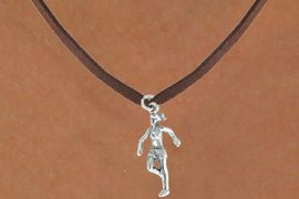 <bR>             EXCLUSIVELY OURS!!<BR>CLICK HERE TO SEE 65+ EXCITING<BR> CHANGES THAT YOU CAN MAKE!<BR>            LEAD & NICKEL FREE!!<BR>     W431SN - FEMALE JOGGER &<Br>      NECKLACE AS LOW AS $4.50