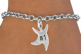 "<bR>             EXCLUSIVELY OURS!!<BR>CLICK HERE TO SEE 65+ EXCITING<BR> CHANGES THAT YOU CAN MAKE!<BR>             LEAD & NICKEL FREE!!<BR>        W435SB - ""#1"" STAR MAN<BR>    & BRACELET AS LOW AS $4.50"