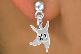 "<bR>             EXCLUSIVELY OURS!!<BR>CLICK HERE TO SEE 65+ EXCITING<BR> CHANGES THAT YOU CAN MAKE!<BR>            LEAD & NICKEL FREE!!<BR>        W435SE - ""#1"" STAR MAN<Br>     & EARRING FROM $4.50 TO $8.35"