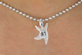 "<bR>             EXCLUSIVELY OURS!!<BR>CLICK HERE TO SEE 65+ EXCITING<BR> CHANGES THAT YOU CAN MAKE!<BR>            LEAD & NICKEL FREE!!<BR>     W435SN - ""#1"" STAR MAN &<Br>      NECKLACE AS LOW AS $4.50"