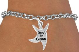 "<bR>               EXCLUSIVELY OURS!!<BR>  CLICK HERE TO SEE 65+ EXCITING<BR>   CHANGES THAT YOU CAN MAKE!<BR>              LEAD & NICKEL FREE!!<BR> W436SB - ""BEST IN CLASS"" STAR<BR>MAN & BRACELET AS LOW AS $4.50"