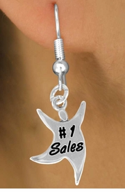 "<bR>             EXCLUSIVELY OURS!!<BR>CLICK HERE TO SEE 65+ EXCITING<BR> CHANGES THAT YOU CAN MAKE!<BR>            LEAD & NICKEL FREE!!<BR>W437SE - ""#1 SALES"" STAR MAN<Br>    & EARRING FROM $4.50 TO $8.35"