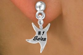"""<bR>              EXCLUSIVELY OURS!!<BR>CLICK HERE TO SEE 65+ EXCITING<BR> CHANGES THAT YOU CAN MAKE!<BR>             LEAD & NICKEL FREE!!<BR> W437SE - """"#1 SALES"""" STAR MAN<Br>      & EARRING FROM $4.50 TO $8.35"""