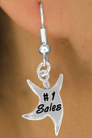 """<bR>             EXCLUSIVELY OURS!!<BR>CLICK HERE TO SEE 65+ EXCITING<BR> CHANGES THAT YOU CAN MAKE!<BR>            LEAD & NICKEL FREE!!<BR>W437SE - """"#1 SALES"""" STAR MAN<Br>    & EARRING FROM $4.50 TO $8.35"""