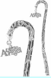 """<bR>              EXCLUSIVELY OURS!!<BR>CLICK HERE TO SEE 65+ EXCITING<BR>  CHANGES THAT YOU CAN MAKE!<BR>             LEAD & NICKEL FREE!!<BR>   W545SBM - """"LITTLE ANGEL"""" &<Br>BOOKMARK FROM $3.31 TO $6.25"""