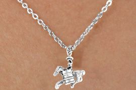 "<bR>                EXCLUSIVELY OURS!!<Br>                LEAD & NICKEL FREE!!<BR>     CLICK HERE TO SEE 65 EXCITING<BR>     CHANGES THAT YOU CAN MAKE<BR>            TO THE JEWELRY ABOVE!<BR>    W331SN - ""BARREL RACING"" GIRL<br>        & NECKLACE AS LOW AS $4.50"